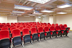 Lecture room Royalty Free Stock Photography