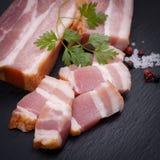Leczący mięso fotografia stock