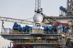 lecz to Siberia sektora ropy na zachód Fotografia Stock