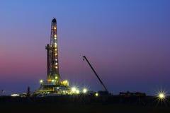 lecz to Siberia sektora ropy na zachód Obrazy Stock