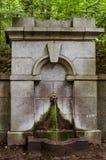 Leczniczy źródło wody obrazy stock