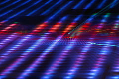 LED光设施 免版税库存图片