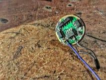 LED司机修理 免版税图库摄影