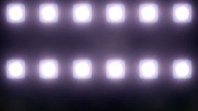 LED墙壁光(党点燃背景+20) 股票视频