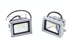 LED工业探照灯 库存图片