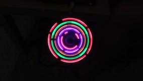 LED爱好者 库存图片