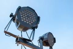 LED聚光灯 免版税库存照片
