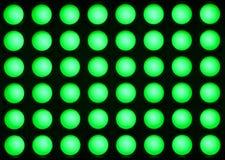 LED背景 库存照片