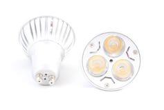 LED节能电灯泡 图库摄影