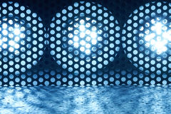 LED Imagen de archivo libre de regalías