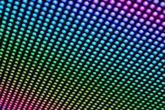 LED background stock image