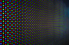 LED background texture Stock Photography