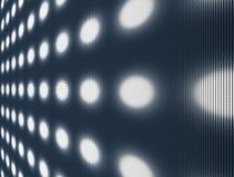 LED Bekcground Stockbild
