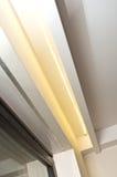 LED-Beleuchtung auf Decke Lizenzfreie Stockfotografie