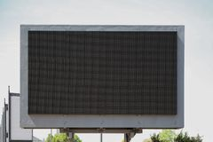 LED Billboard Screen stock photos