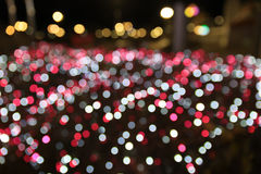 LED Bokeh for pattern. Background stock photography