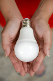 LED bulb royalty free stock images