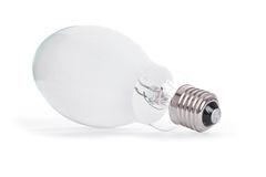 LED bulb isolated on white background Royalty Free Stock Photos