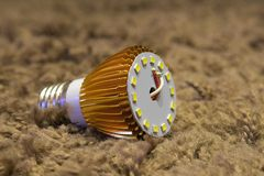 LED bulb Royalty Free Stock Photo