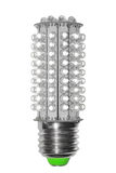 Led bulb technology. With standard thread Stock Photo
