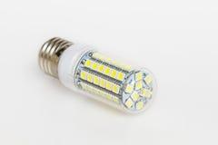 Led bulb  on white Stock Photography