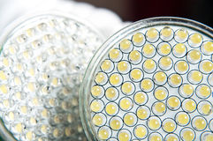 LED bulbs Stock Images