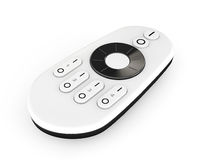 LED bulbs Remote Controller Royalty Free Stock Photos