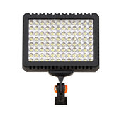 Led camera light Royalty Free Stock Images