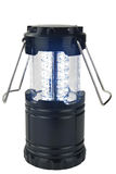LED camping lamp Stock Photo