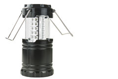 LED camping lamp Stock Images