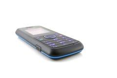 LED color keys of phone Stock Image