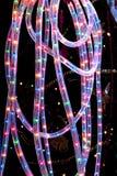 LED coloreado Fotografía de archivo