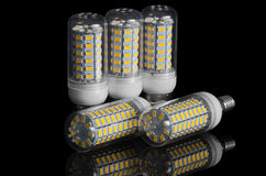 LED corn lamp Royalty Free Stock Images