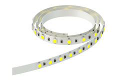 Led diode stripe Stock Image