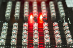 LED diodes Stock Images