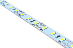 Led diodes strip Stock Photo