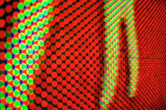 LED display Royalty Free Stock Photography