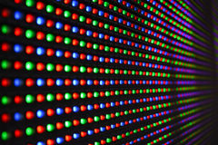 LED display Stock Images