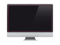 Led display icon Royalty Free Stock Photo