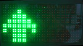 LED display Royalty Free Stock Images