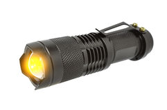 LED electric torch Royalty Free Stock Images