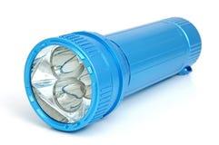 LED-elektrische Fackel Stockbild