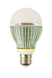 LED energy saving bulb, Light-emitting diode Royalty Free Stock Photos