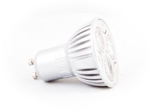 LED energy saving bulb. Stock Photo