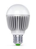 LED energy saving lamp Stock Photography