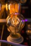 Led filament cob lamp Stock Photo