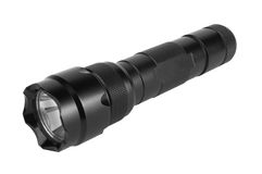 LED Flashlight Royalty Free Stock Photography