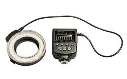 LED flashlight. Stock Image