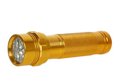 Led flashlight Royalty Free Stock Image
