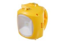 Led flashlight Stock Image